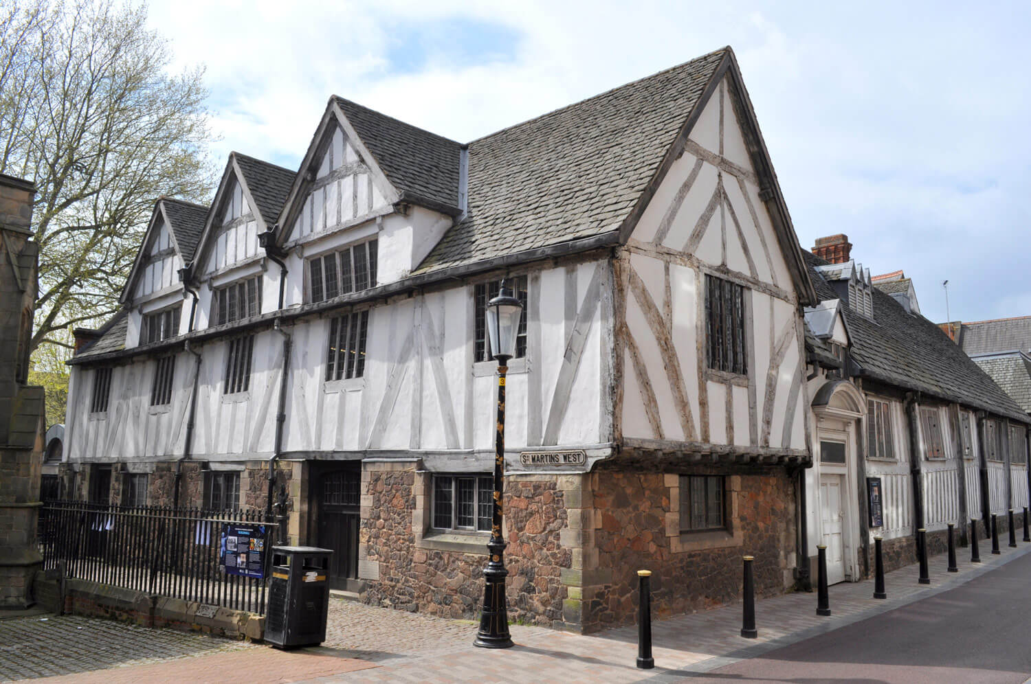Leicester Guildhall, 2014 -