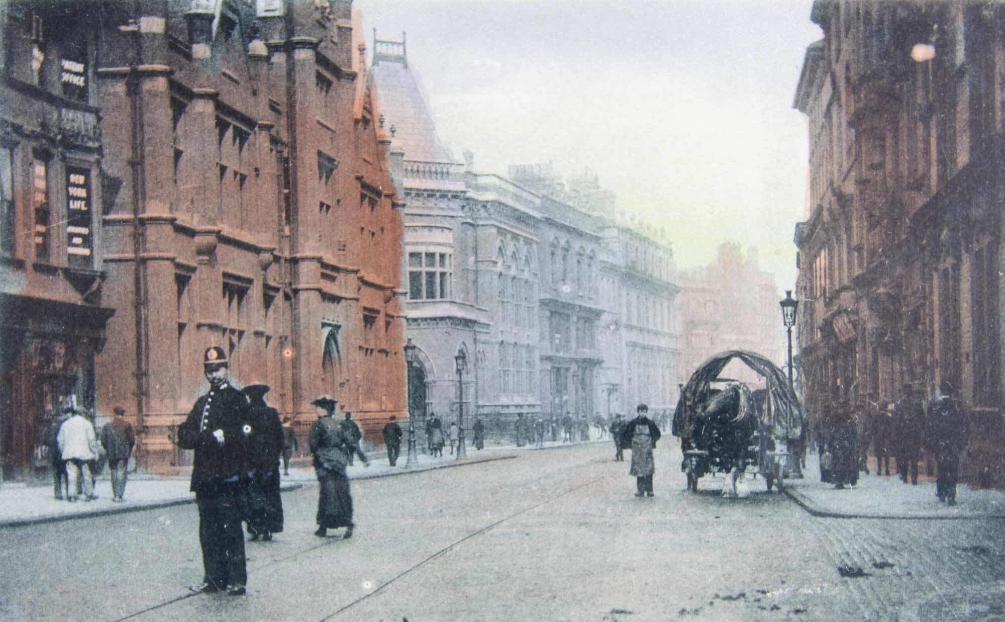 Granby Street 1903 - Leicester and Leicestershire Record Office