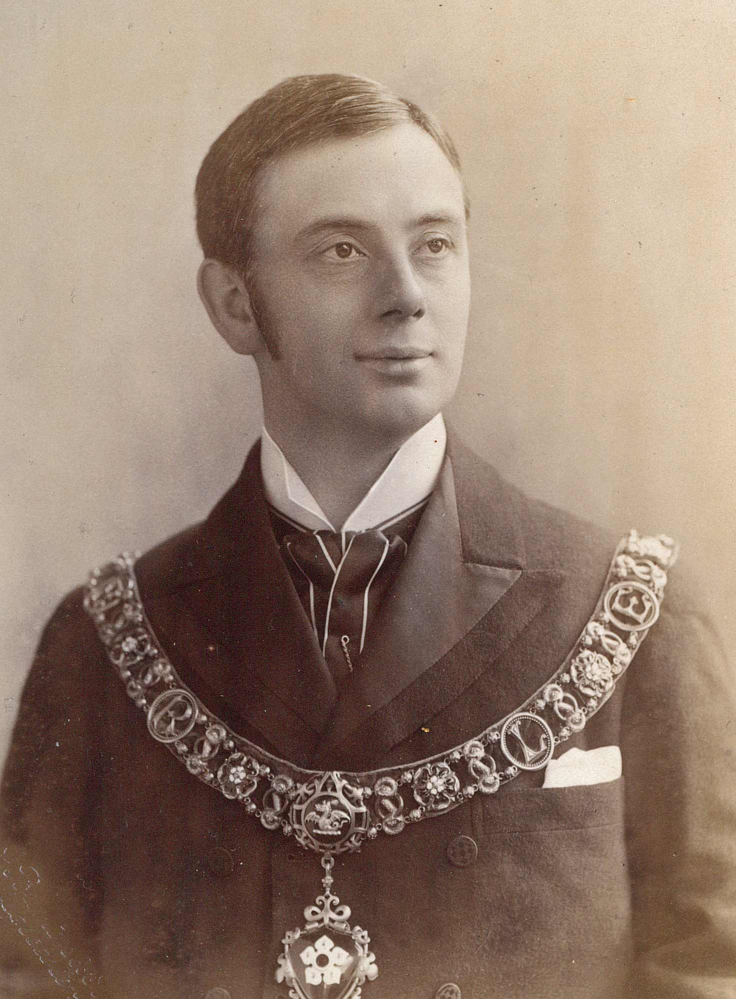 Arthur Wakerley, Mayor of Leicester 1897 -