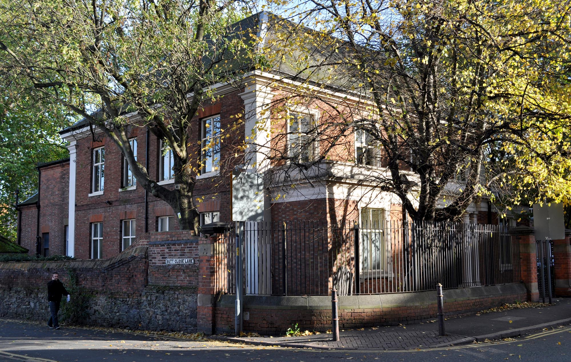 The Great Meeting Unitarian Chapel -