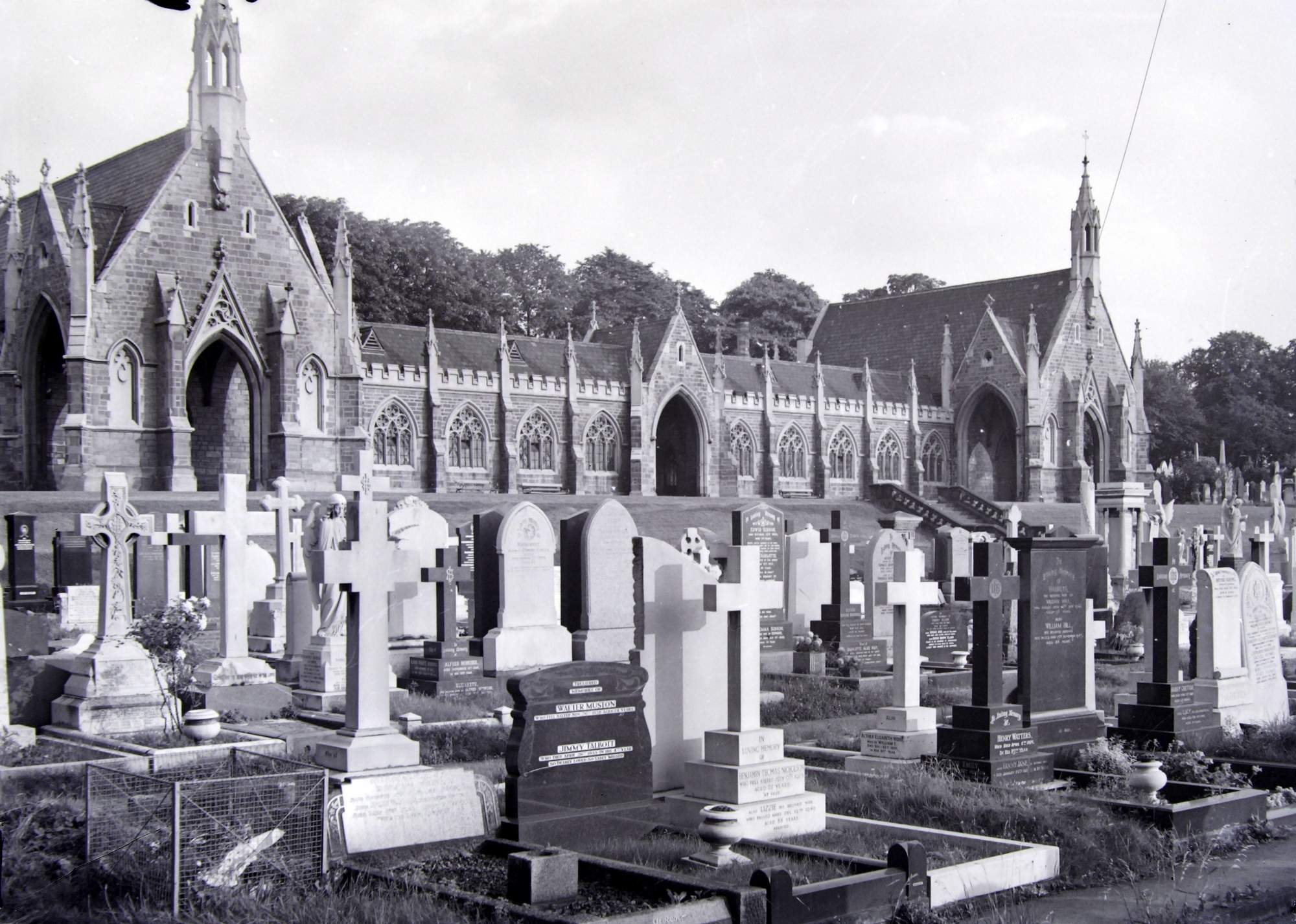 Welford Road Cemetary