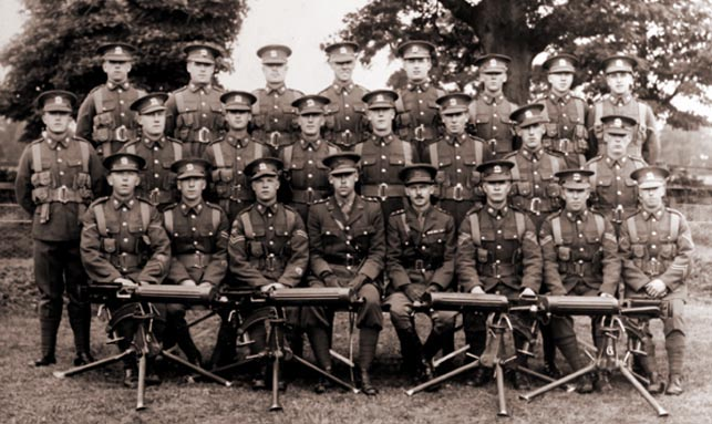 The Royal Leicestershire Regiment