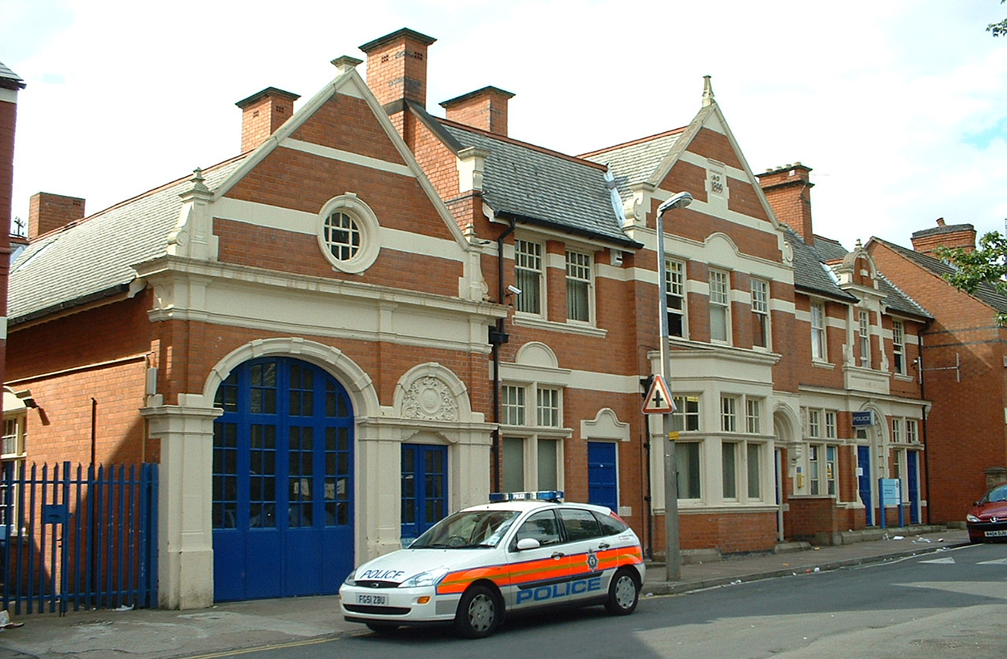 Asfordby Street Police Station
